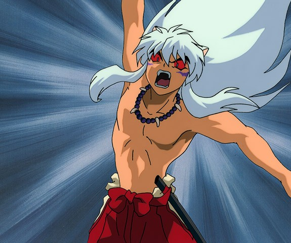 Ultimate Crossover Tournament Fighting » InuYasha